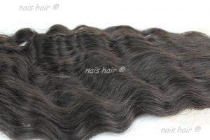 chiusura naturale dei capelli