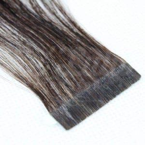 Extensiones Adhesivas baratas Castaño Oscuro