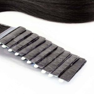 Extensiones Adhesivas baratas Negro Azabache