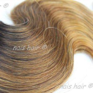 extensiones de pelo californianas rubio