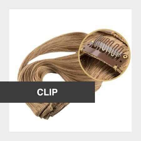 extensiones de clip