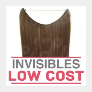 Extensiones de Hilo Invisible