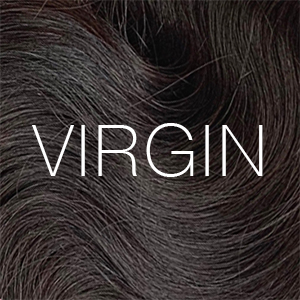 Virgin Natural (never dyed)