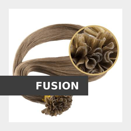 fusion / prebonded hair extensions